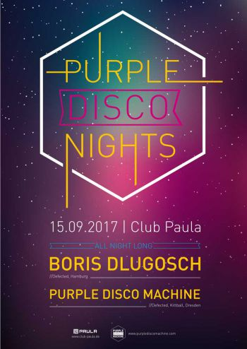 PURPLE DISCO MACHINE & GUESTS